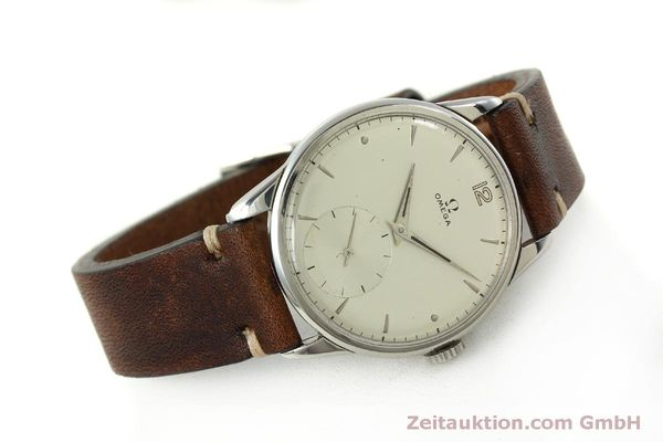 Used luxury watch Omega * steel manual winding Kal. 266 Ref. 2748-2 VINTAGE  | 151036 03