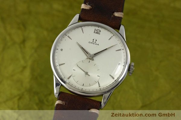 Used luxury watch Omega * steel manual winding Kal. 266 Ref. 2748-2 VINTAGE  | 151036 04