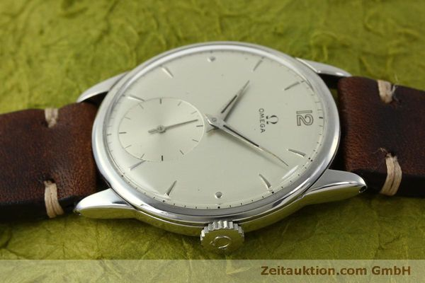 Used luxury watch Omega * steel manual winding Kal. 266 Ref. 2748-2 VINTAGE  | 151036 05
