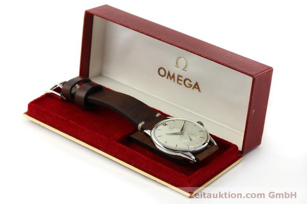 Used luxury watch Omega * steel manual winding Kal. 266 Ref. 2748-2 VINTAGE  | 151036 07