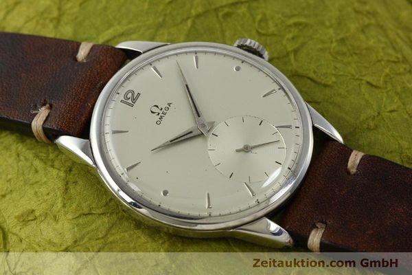 Used luxury watch Omega * steel manual winding Kal. 266 Ref. 2748-2 VINTAGE  | 151036 13