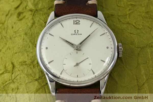 Used luxury watch Omega * steel manual winding Kal. 266 Ref. 2748-2 VINTAGE  | 151036 14