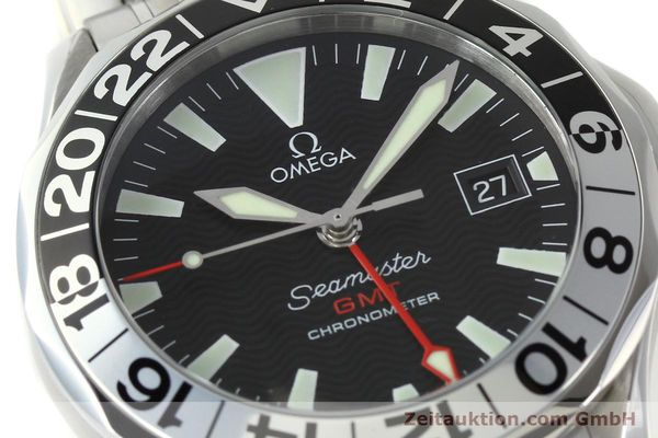 Used luxury watch Omega Seamaster steel automatic Kal. 1128 Ref. 168.1613  | 151037 02