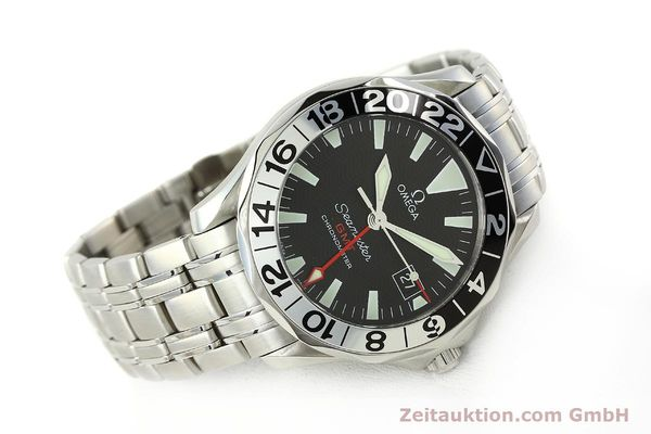 Used luxury watch Omega Seamaster steel automatic Kal. 1128 Ref. 168.1613  | 151037 03