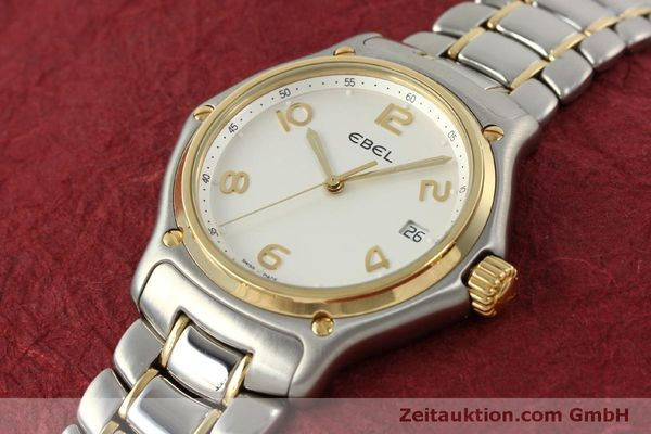 Used luxury watch Ebel 1911 steel / gold quartz Kal. 187-2 Ref. 1187241  | 151042 01