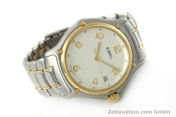 Used luxury watch Ebel 1911 steel / gold quartz Kal. 187-2 Ref. 1187241  | 151042 03