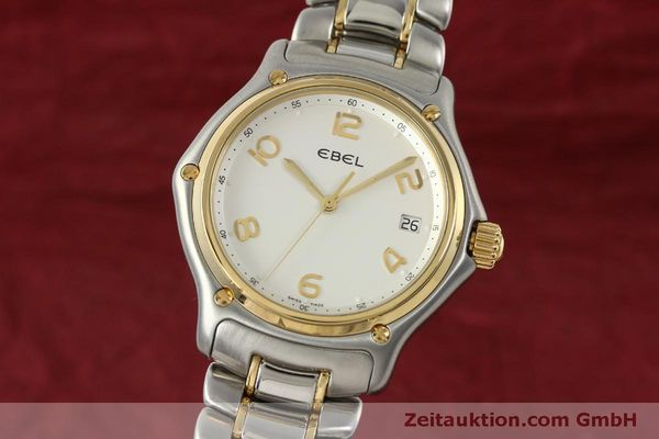 Used luxury watch Ebel 1911 steel / gold quartz Kal. 187-2 Ref. 1187241  | 151042 04
