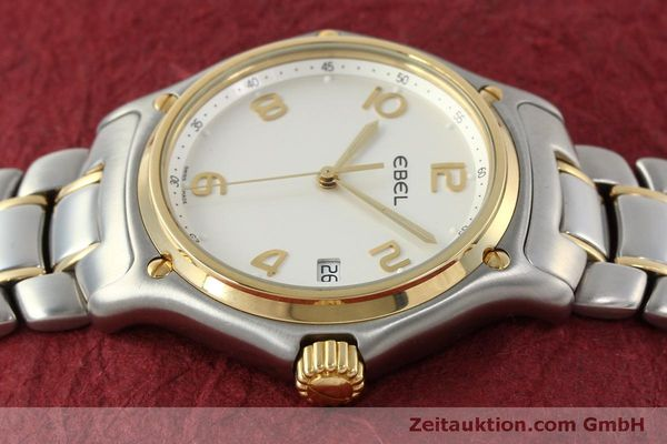 Used luxury watch Ebel 1911 steel / gold quartz Kal. 187-2 Ref. 1187241  | 151042 05