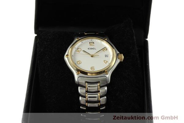 Used luxury watch Ebel 1911 steel / gold quartz Kal. 187-2 Ref. 1187241  | 151042 07