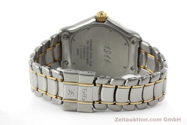 Used luxury watch Ebel 1911 steel / gold quartz Kal. 187-2 Ref. 1187241  | 151042 10