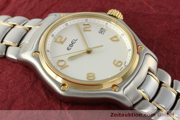 Used luxury watch Ebel 1911 steel / gold quartz Kal. 187-2 Ref. 1187241  | 151042 13