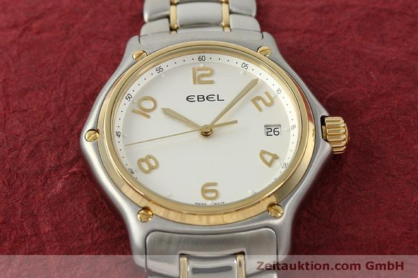 Used luxury watch Ebel 1911 steel / gold quartz Kal. 187-2 Ref. 1187241  | 151042 14