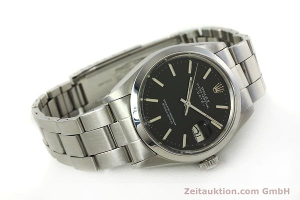 Used luxury watch Rolex Date steel automatic Kal. 1570 Ref. 1500 VINTAGE  | 151044 03