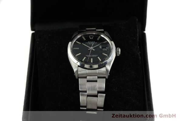 Used luxury watch Rolex Date steel automatic Kal. 1570 Ref. 1500 VINTAGE  | 151044 07