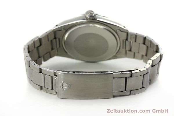 Used luxury watch Rolex Date steel automatic Kal. 1570 Ref. 1500 VINTAGE  | 151044 12
