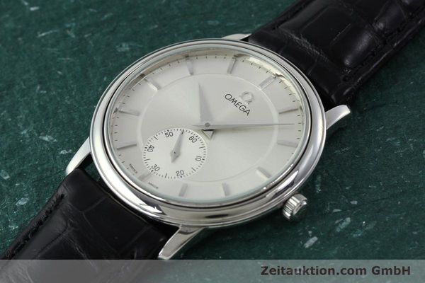 Used luxury watch Omega De Ville steel manual winding Kal. 651  | 151047 01