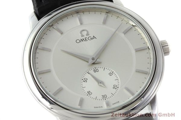 Used luxury watch Omega De Ville steel manual winding Kal. 651  | 151047 02
