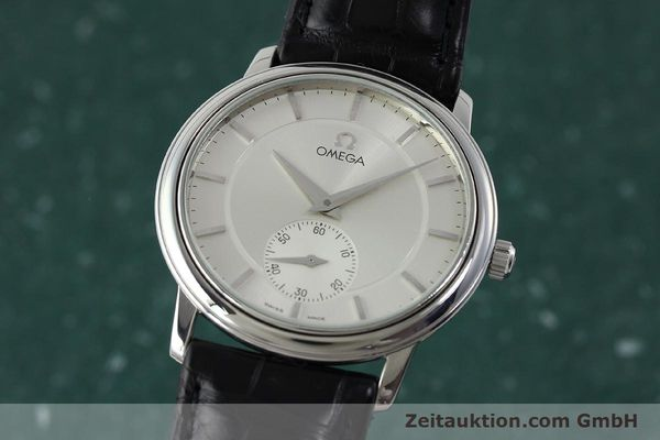Used luxury watch Omega De Ville steel manual winding Kal. 651  | 151047 04