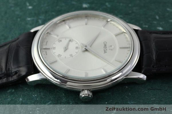 Used luxury watch Omega De Ville steel manual winding Kal. 651  | 151047 05