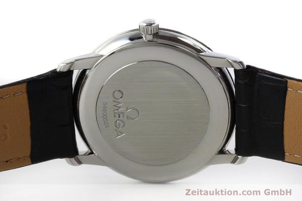 Used luxury watch Omega De Ville steel manual winding Kal. 651  | 151047 08