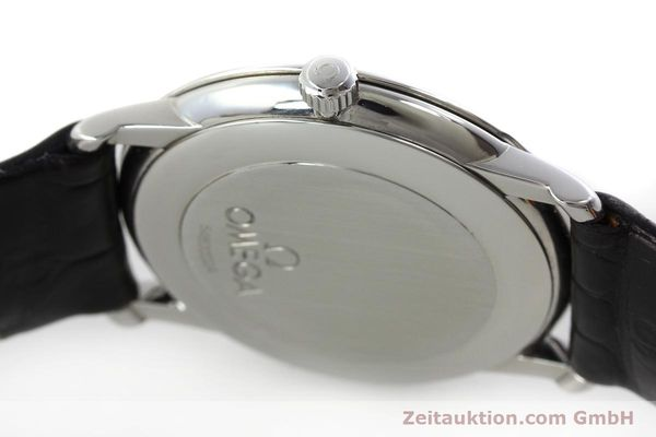 Used luxury watch Omega De Ville steel manual winding Kal. 651  | 151047 10