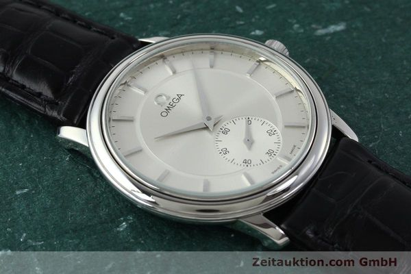 Used luxury watch Omega De Ville steel manual winding Kal. 651  | 151047 12