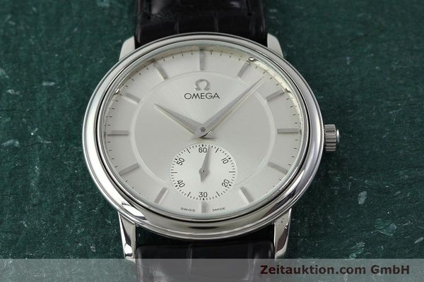 Used luxury watch Omega De Ville steel manual winding Kal. 651  | 151047 13