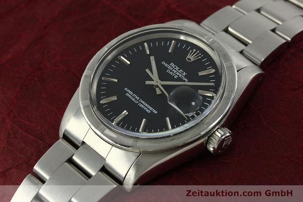 Used luxury watch Rolex Date steel automatic Kal. 1570 Ref. 1501  | 151058 01