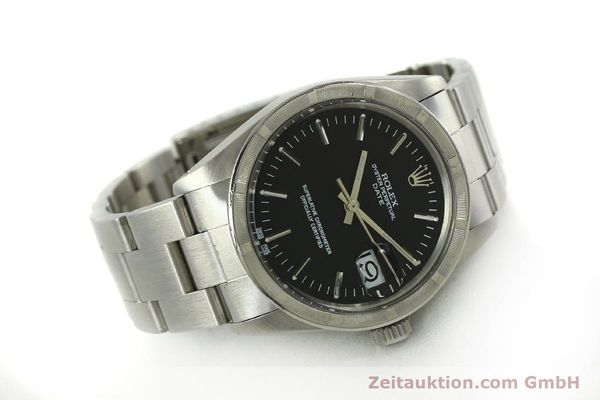 Used luxury watch Rolex Date steel automatic Kal. 1570 Ref. 1501  | 151058 03