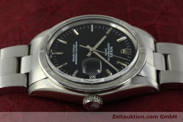 Used luxury watch Rolex Date steel automatic Kal. 1570 Ref. 1501  | 151058 05