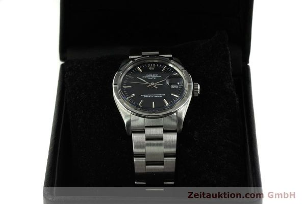 Used luxury watch Rolex Date steel automatic Kal. 1570 Ref. 1501  | 151058 07