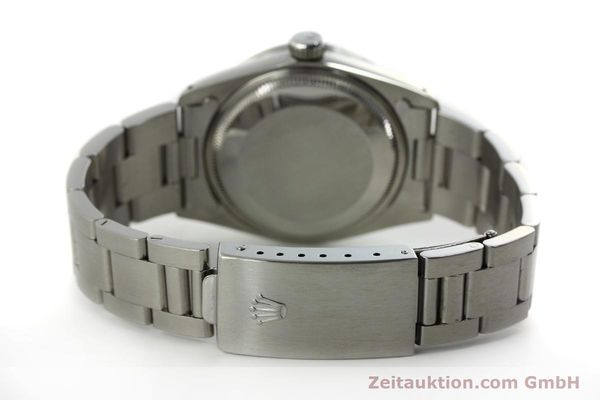 Used luxury watch Rolex Date steel automatic Kal. 1570 Ref. 1501  | 151058 12