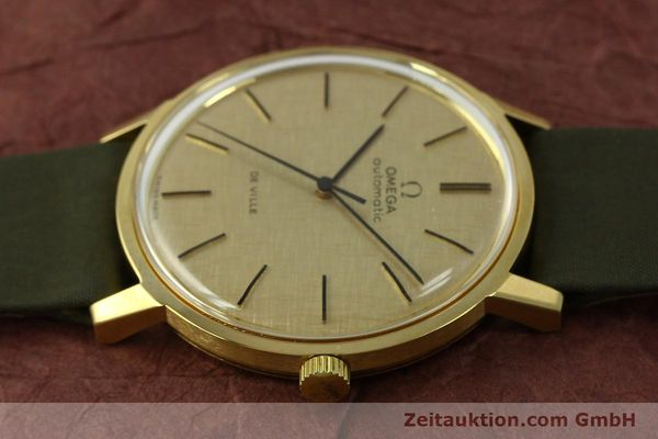 Used luxury watch Omega De Ville 18 ct gold automatic Kal. 711 Ref. 165.008  | 151061 05