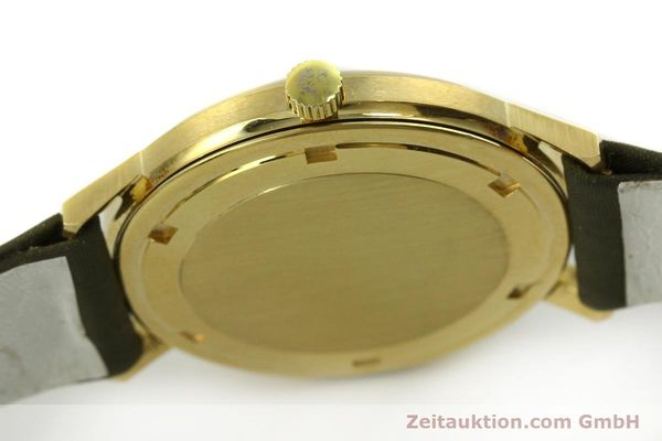 Used luxury watch Omega De Ville 18 ct gold automatic Kal. 711 Ref. 165.008  | 151061 11