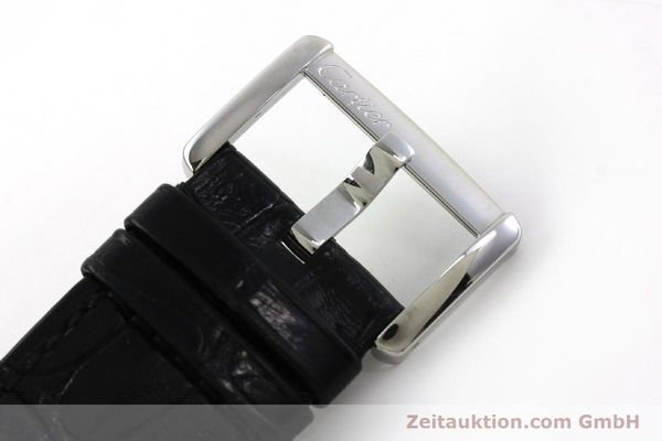 Used luxury watch Cartier Tank Divan steel quartz Kal. 690  | 151064 10