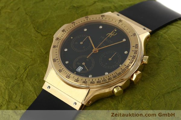 montre de luxe d occasion Hublot MDM chronographe or 18 ct quartz Kal. 1270 Ref. 1620.8  | 151066 01