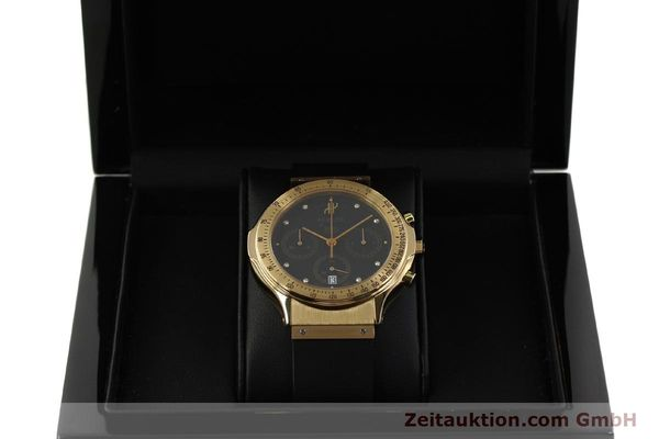 montre de luxe d occasion Hublot MDM chronographe or 18 ct quartz Kal. 1270 Ref. 1620.8  | 151066 07