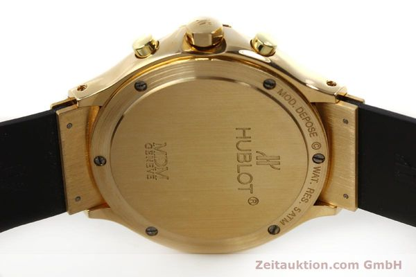 montre de luxe d occasion Hublot MDM chronographe or 18 ct quartz Kal. 1270 Ref. 1620.8  | 151066 09
