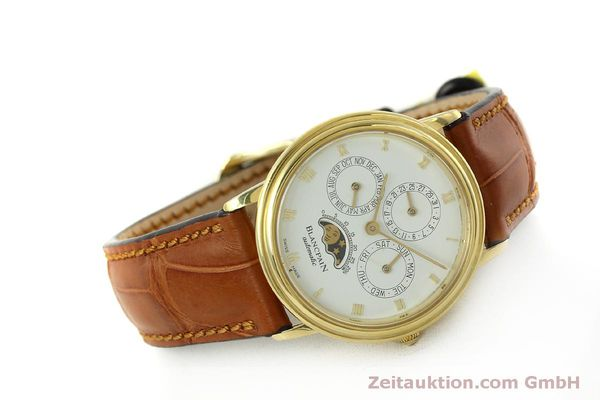 montre de luxe d occasion Blancpain Villeret or 18 ct automatique Kal. 95  | 151067 03