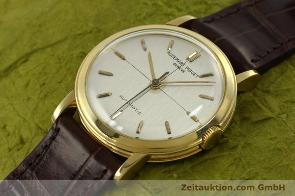 Used luxury watch Audemars Piguet * 18 ct gold automatic Kal. P 2499  | 151068 01