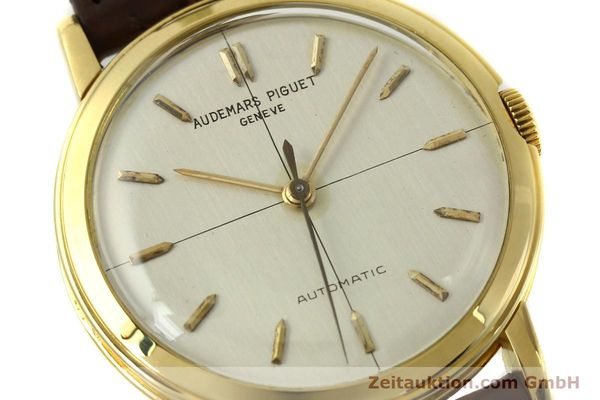 Used luxury watch Audemars Piguet * 18 ct gold automatic Kal. P 2499  | 151068 02