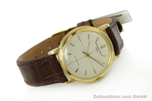 Used luxury watch Audemars Piguet * 18 ct gold automatic Kal. P 2499  | 151068 03
