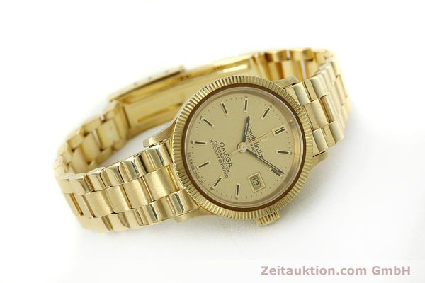 Used luxury watch Omega Constellation 18 ct gold automatic Kal. 685  | 151074 03