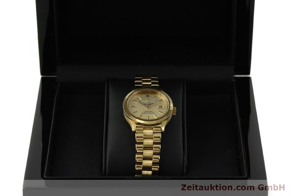 Used luxury watch Omega Constellation 18 ct gold automatic Kal. 685  | 151074 07
