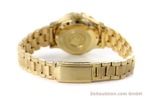 Used luxury watch Omega Constellation 18 ct gold automatic Kal. 685  | 151074 12