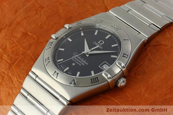 Used luxury watch Omega Constellation steel automatic Kal. 1120 Ref. 368.1201  | 151083 01