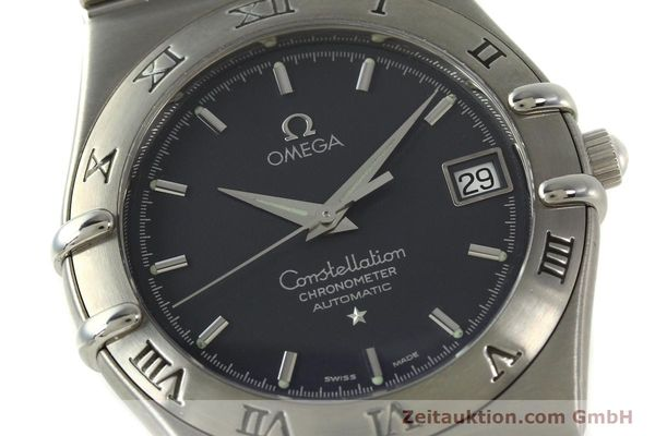 Used luxury watch Omega Constellation steel automatic Kal. 1120 Ref. 368.1201  | 151083 02