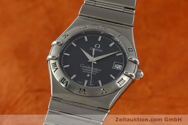 Used luxury watch Omega Constellation steel automatic Kal. 1120 Ref. 368.1201  | 151083 04