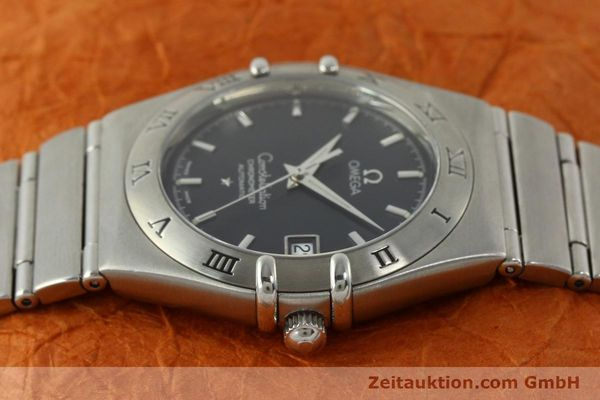 Used luxury watch Omega Constellation steel automatic Kal. 1120 Ref. 368.1201  | 151083 05