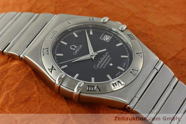Used luxury watch Omega Constellation steel automatic Kal. 1120 Ref. 368.1201  | 151083 16